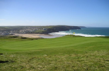 Perranporth Golf Course