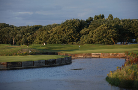 Formby Hall Golf Course